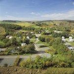 Buxton Caravan Club Site