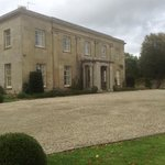 The House to which the tea room and gardens are attached.