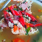 Atambua fish soup