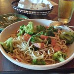 Frisch: Linguini mit Broccoli