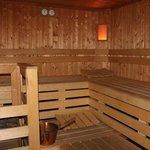 Sauna del SPH