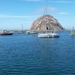 Morro Rock landmark
