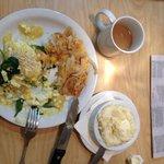 Best breakfast I've had in a Long Long time :D