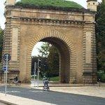 La Puerta de entrada a la ciudad antigua