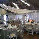 Saltwater Pavilion indoors