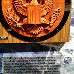 Presidential Spy Seal