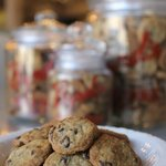 Chocolate Chip and Jars