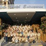 Parte del Grupo de Veteranos del Sahara