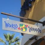 World Wrapps, Mercado Shopping Center, Santa Clara, Ca