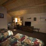 New Cabin Interior