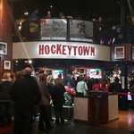 Hockeytown in Detroit!