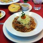 spagetti bolanese
