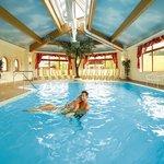 Schwimmbad Hotel Riedl Kössen