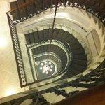 Belíssima escada!
