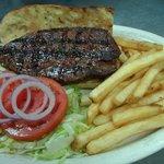La Cocina Steak sandwich