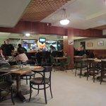 Scotia Inn: pub downstairrs