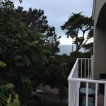 ocean view from room