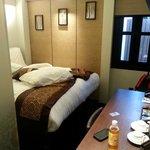 expensive tiny room