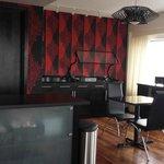 Concierge Lounge 7th floor  Closed on weekends  :-(