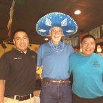 Jorge, Me, Nacho