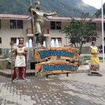 Machupichu pueblo