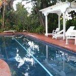Salwater pool