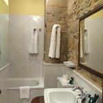 Bathroom of room 213