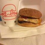 take away de hamburguesa Va Bene