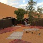 Yasmina desert camp