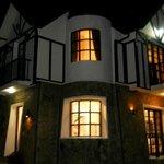 Villa De Roshe Exterior @ Night