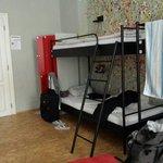 Camera da 6 mio letto