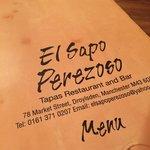 Bild från El Sapo Perezoso