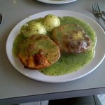 Brook Pie And Mash