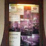 Bild från Kaffegillet i Gamla Stan