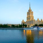 Radisson Royal Hotel, Moscow