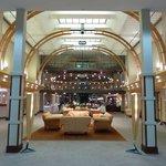 Lobby Hotel Lindner