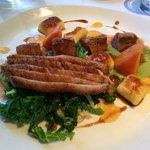 Main - Seared Duck Breast
