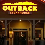 Norman, OK Outback, just off I-35