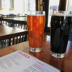 Saranac Octoberfest & Keegan Ales Mother's Milk Stout