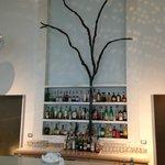 Nicely designed bar