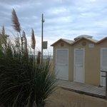 в Венеции можно найти и отель со своим пляжем