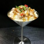 One of our Mashed Potato Martinis!!!