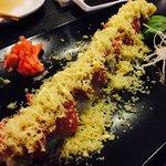 Fusion sushi!