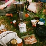 Jam Picnic with the team