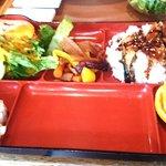 Unagi Don Lunch Special