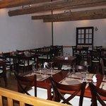 Salle restaurant  à l'etage