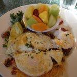 Yummy huevos rancheros