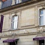 Le restaurant, le Gambetta à Saumur