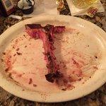 24oz Porterhouse GONE! Amazing steak