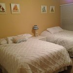 bedroom - unit 212